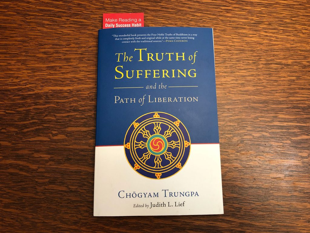 Truth of Suffering and the Path of Liberation book review