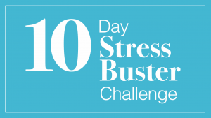 10 Day Stress Buster Challenge