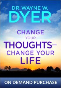 Change your thoughts- change your life book and discussion about growth mindset vs fixed mindset.
